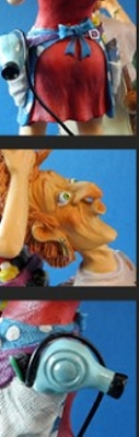 Profisti Sculpture Hairdresser