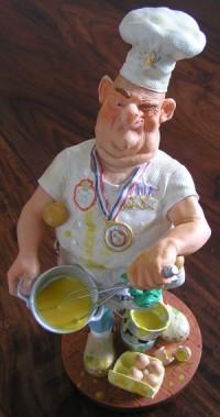 Profisti Skulptur Koch