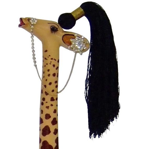 Toms Drag Art - Giraffe Carmen