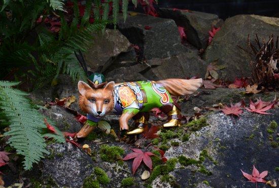 Toms Drag Art - Fuchs Robin