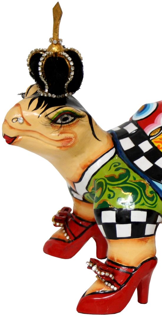 Toms Drag Art - Schildkröte Gerda