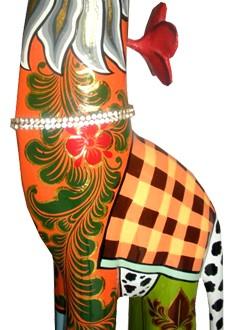 Toms Drag Art - Giraffe Roxanna Deluxe