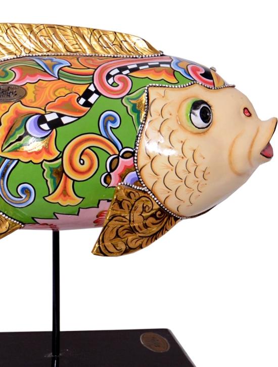 Toms Drag Goldfisch
