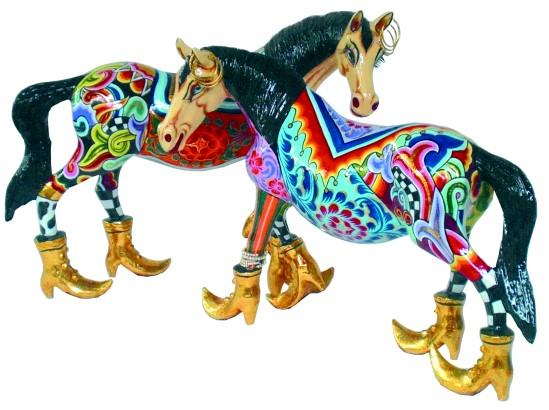Toms Drag Art - Horse Thunder