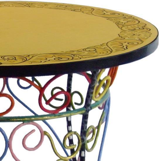 Toms Drag Art - Tisch Gazebo