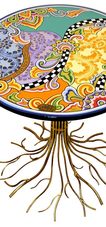 Toms Drag Runder Tisch Malaga