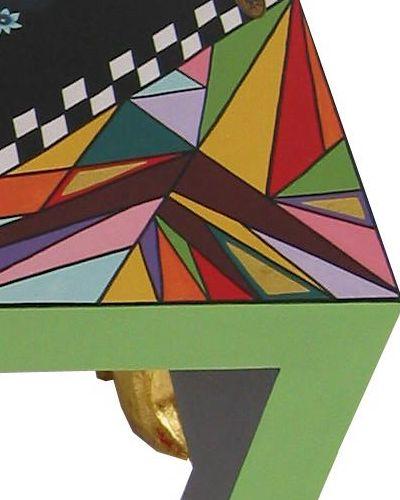 Toms Drag Art - Side Tables