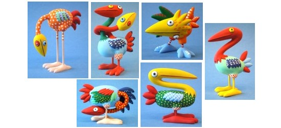 Windig Vögel