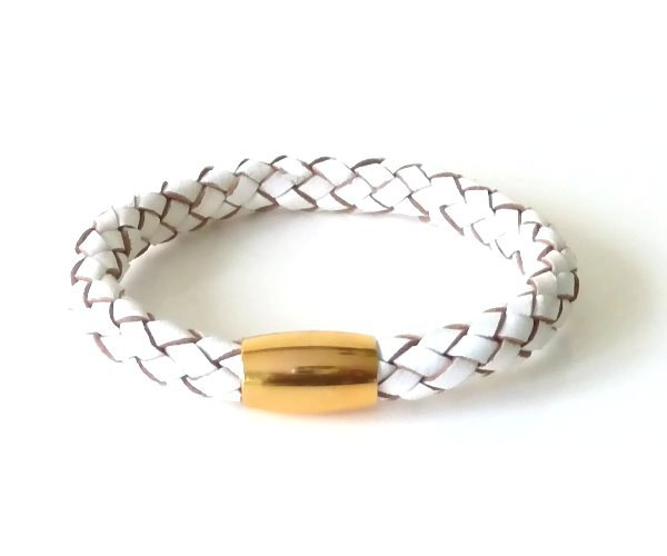 Armband Jacqueline - weiss