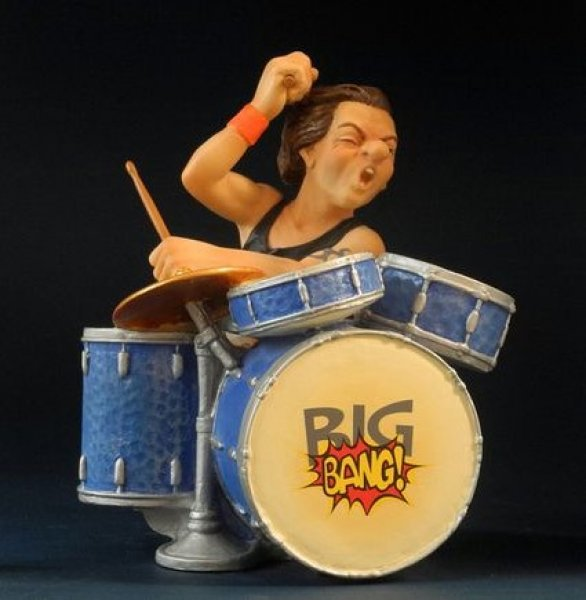 Big Bang Band Schlagzeug