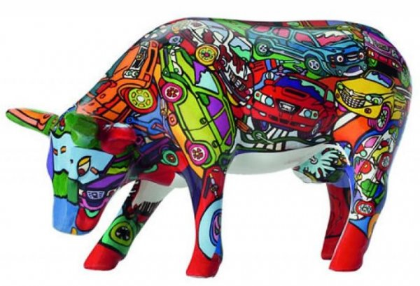 Brenner Mooters Cow (M) - Cowparade