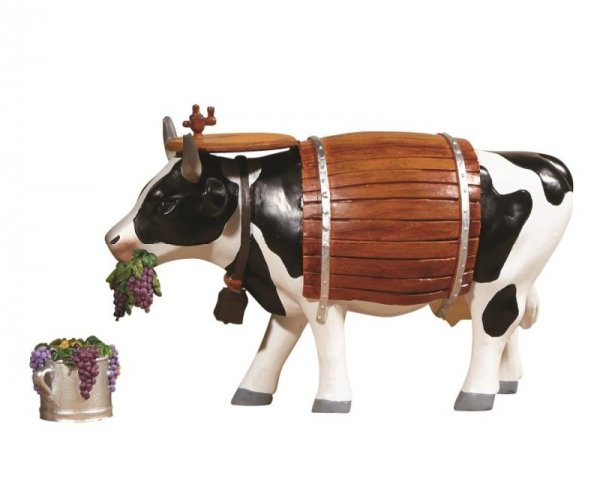 Cowparade - Clarabelle the Wine Cow (M)
