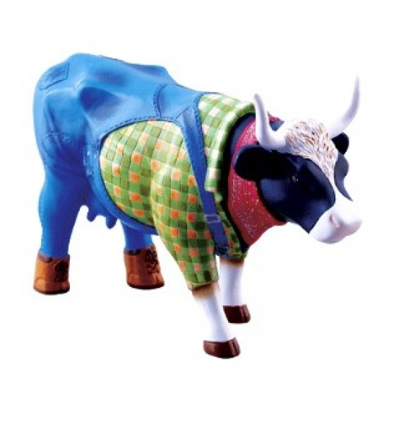 Cowparade - Farmer Cow (S)
