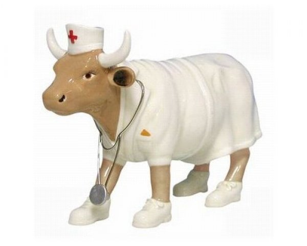 Nurse Nightencow (M) - Cowparade