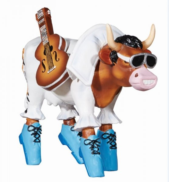Cowparade - Rock'n Roll Cow (M)