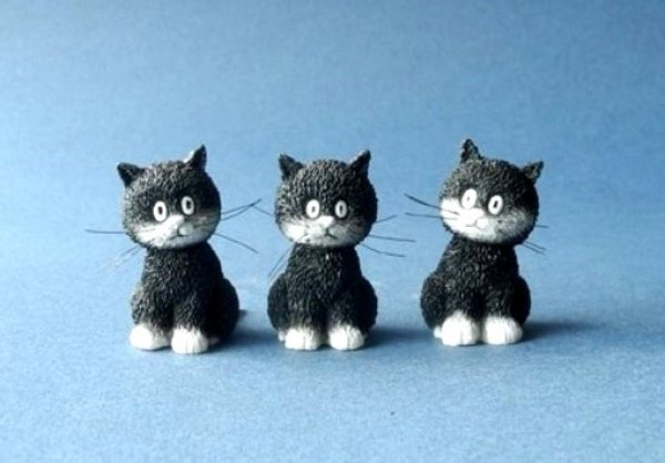 Alignment (mini) - Dubout Cats