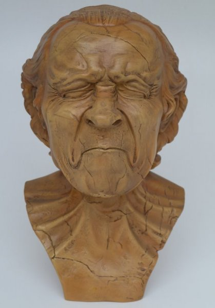 The Vexed Man - Messerschmidt