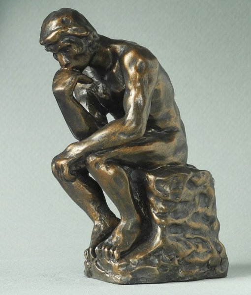 Pocket Art - Der Denker - Rodin