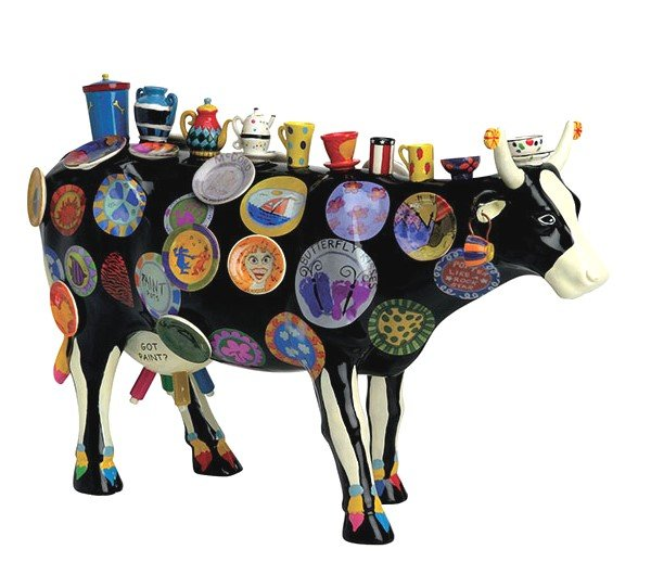 Moo Potter (XL) - Cowparade