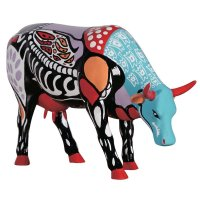 Surreal Cow (L) - Cowparade Kuh